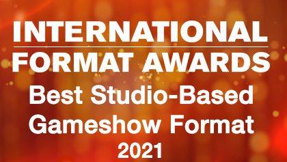 IFA 2021 - Best Studio-Based Gameshow Format