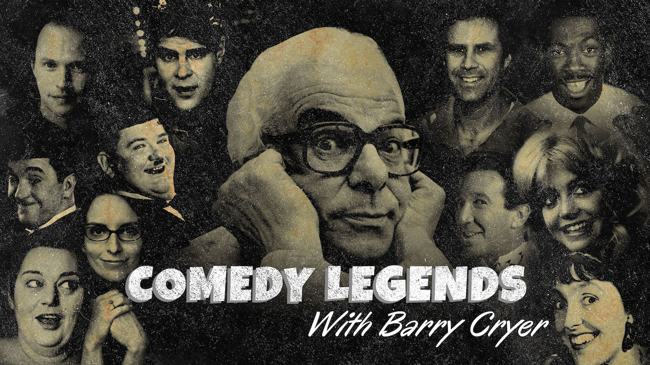 Comedy Legends with Barry Cryer