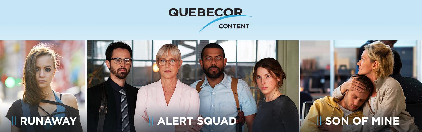 Quebecor Content