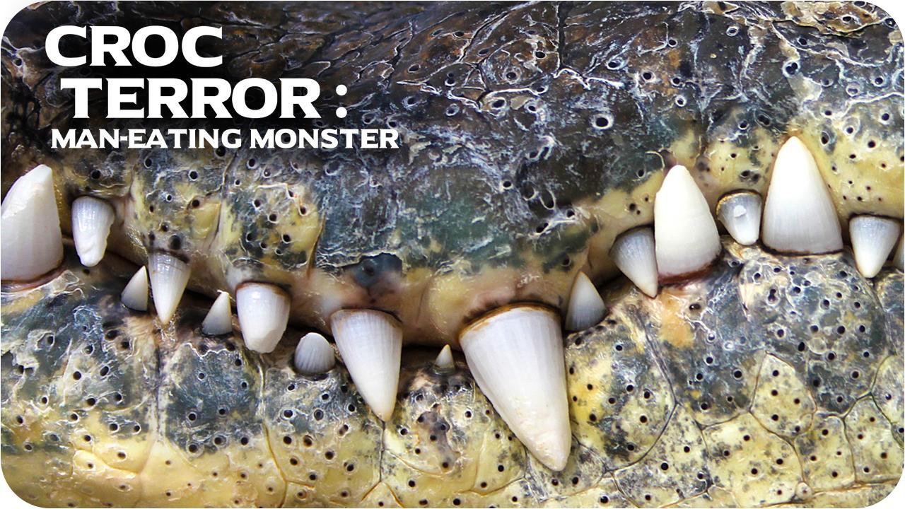 Croc Terror: Man-Eating Monster