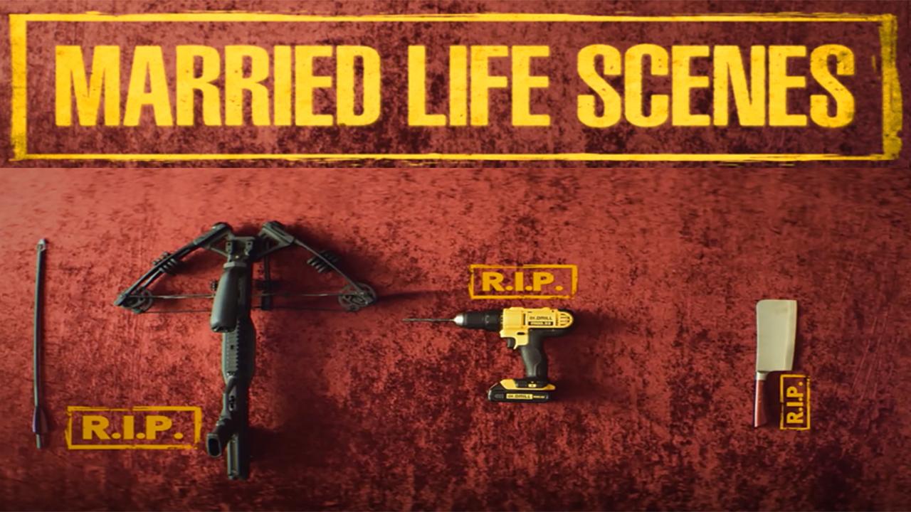 Married Life Scenes