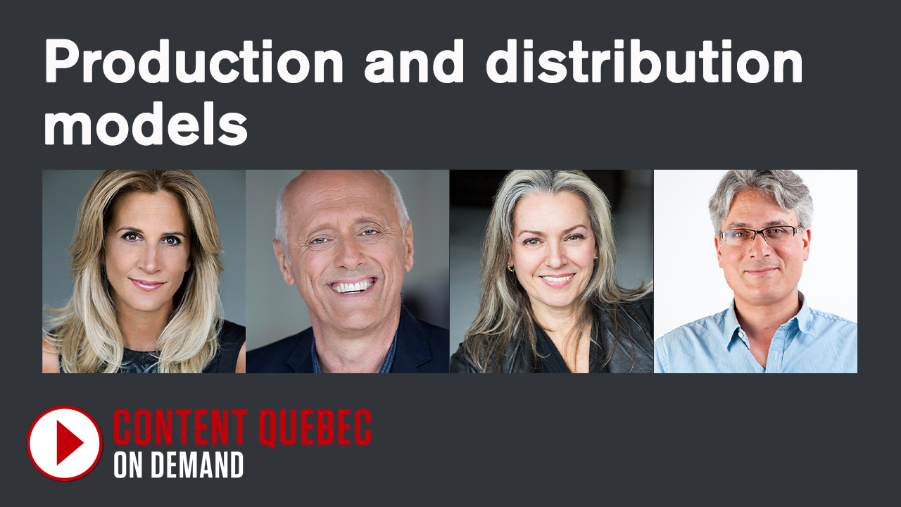 Production and distribution models