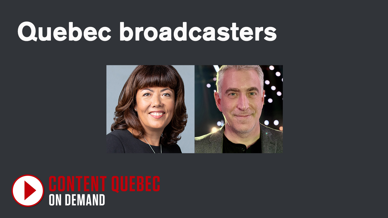 Quebec broadcasters