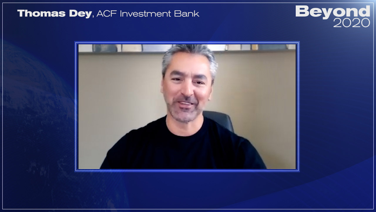 ACF Investment Bank's Thomas Dey on the trends shaping 2021