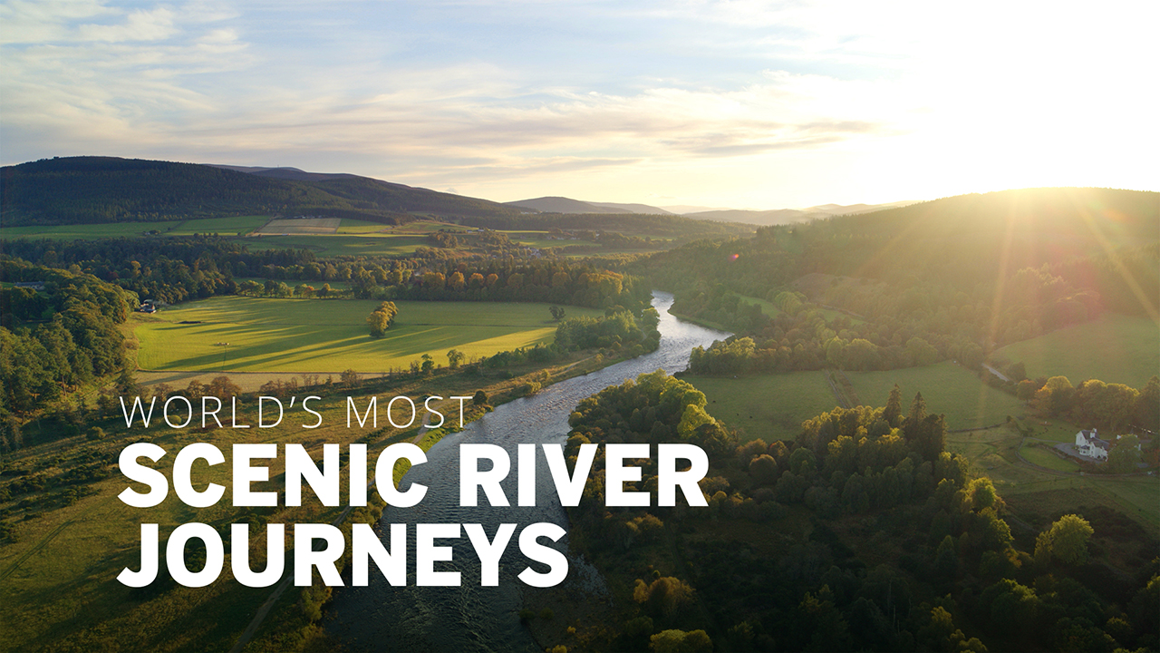 World's Most Scenic River Journeys