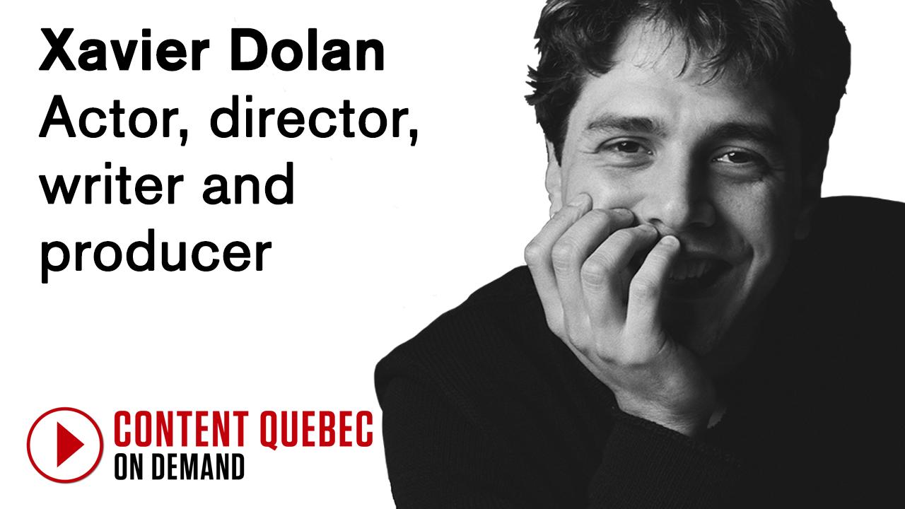 Keynote interview: Xavier Dolan