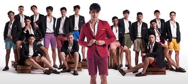 Asia model gay Big Dick