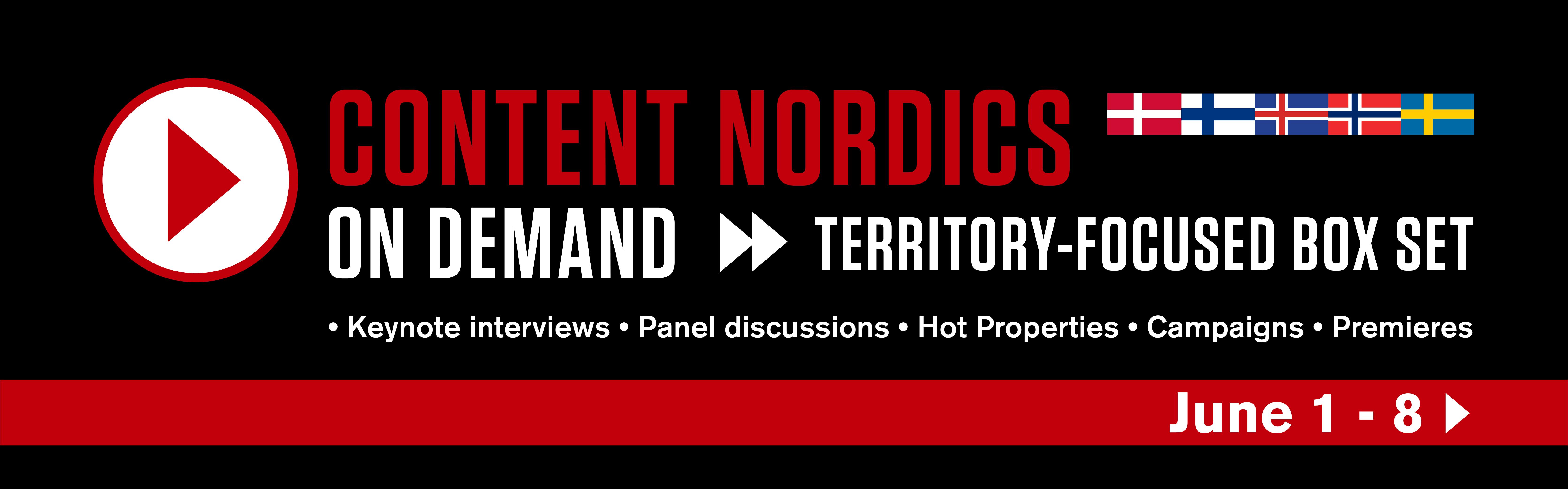 Content Nordics On Demand