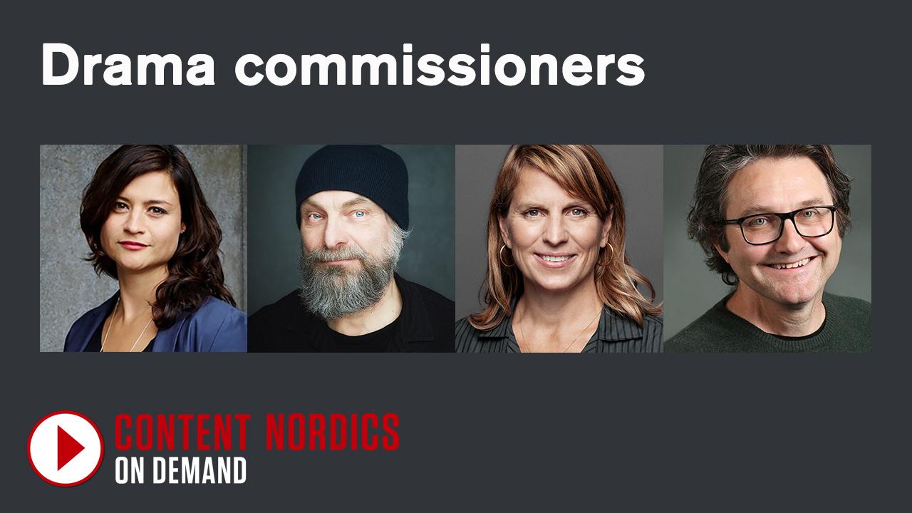 Drama commissioners