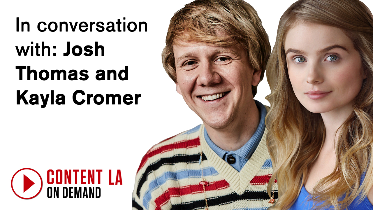 In conversation with: Josh Thomas and Kayla Cromer