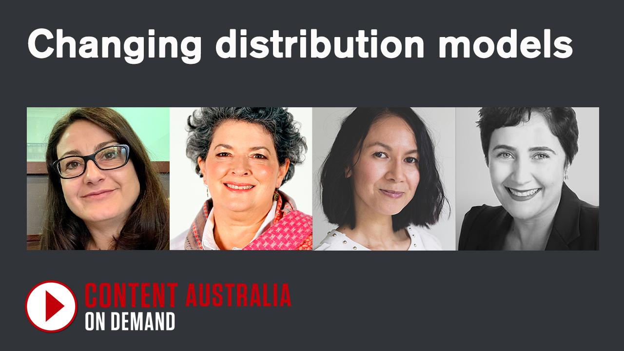 Changing distribution models