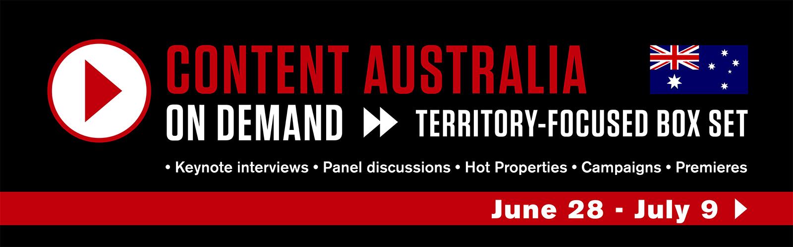 Content Australia On Demand