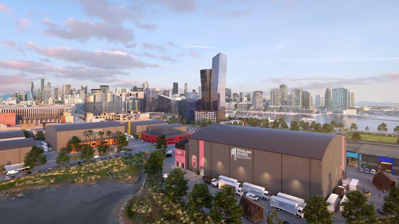 Docklands Studios Melbourne Showreel