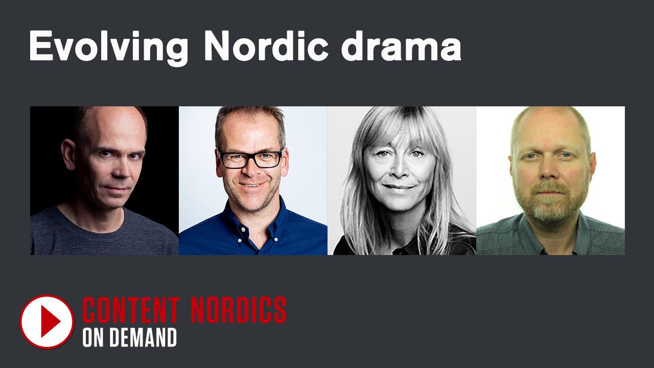 Evolving Nordic drama