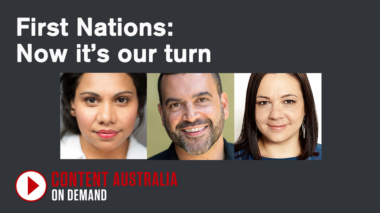 First Nations: Now it's our turn