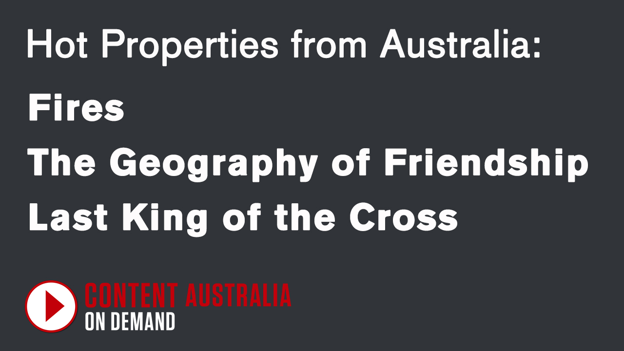 Hot Properties from Australia