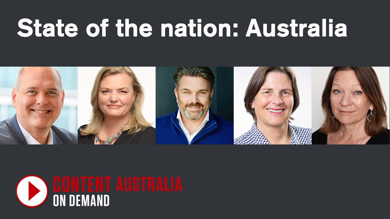 State of the nation: Australia