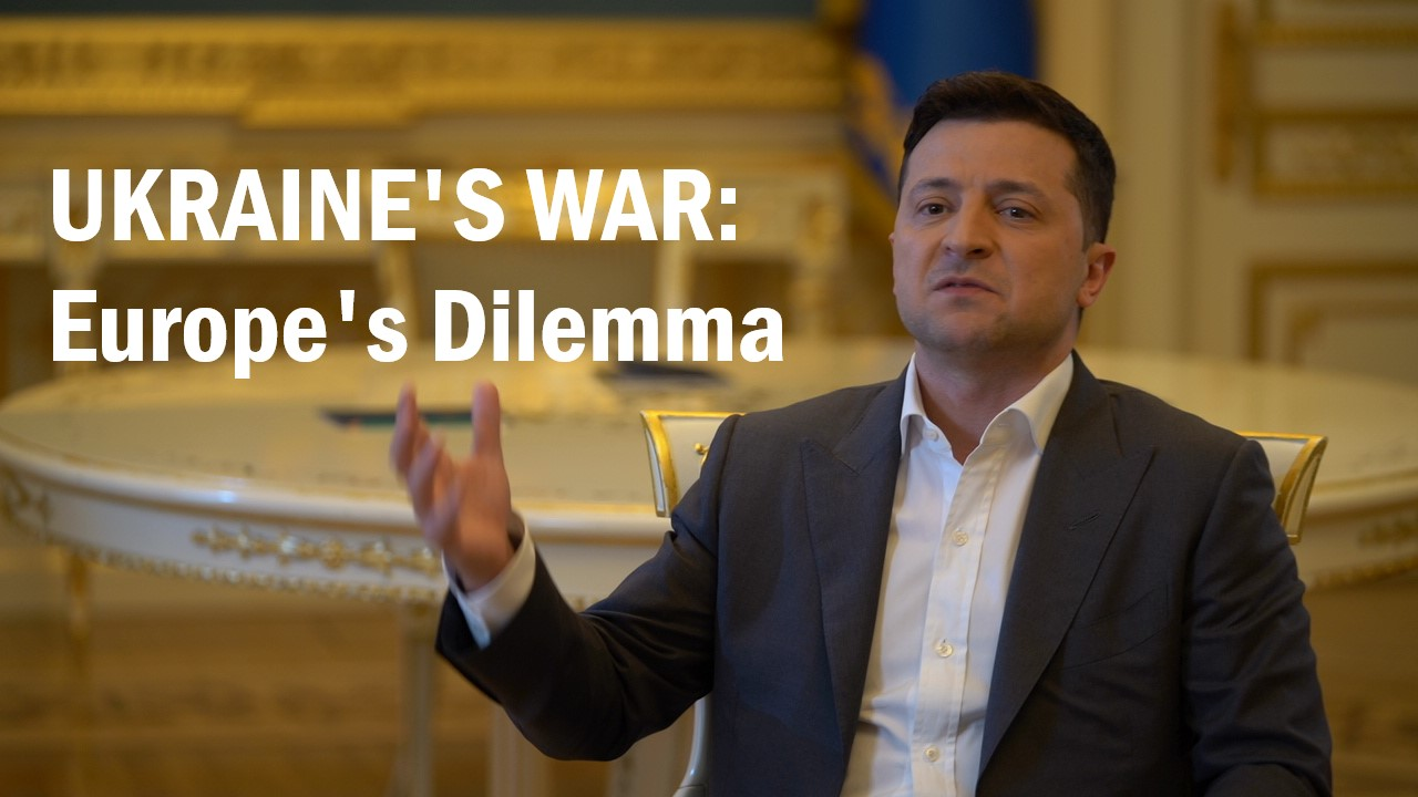Der Ukraine-Krieg: Europas Dilemma