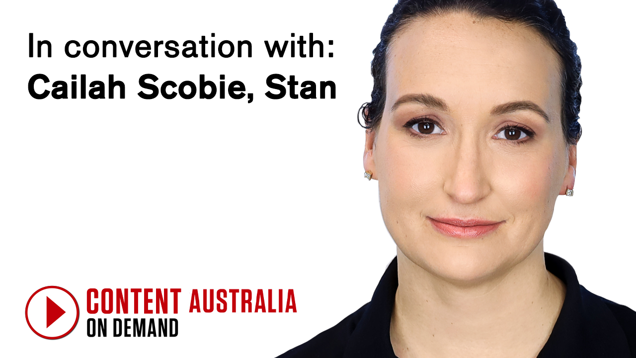 In conversation with: Cailah Scobie, Stan