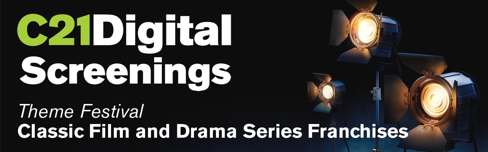 Theme Festival - Classic Film and Drama Series Franchises