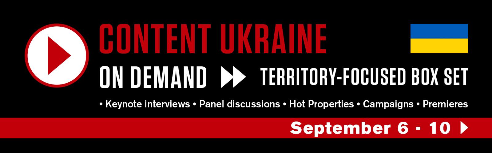 Content Ukraine On Demand