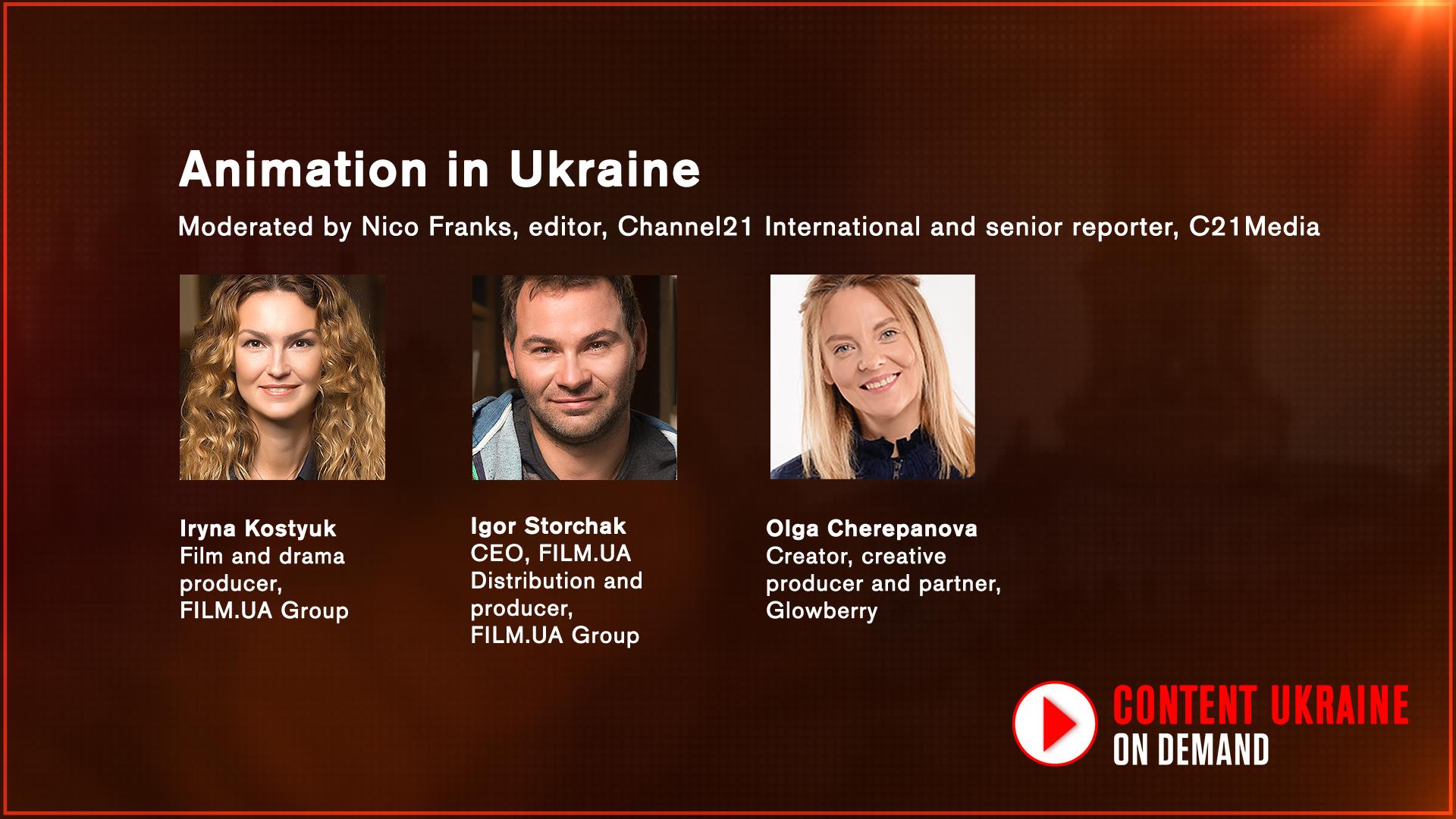 Animation in Ukraine