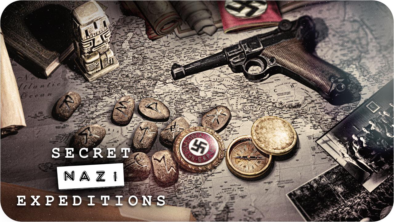 Secret Nazi Expeditions