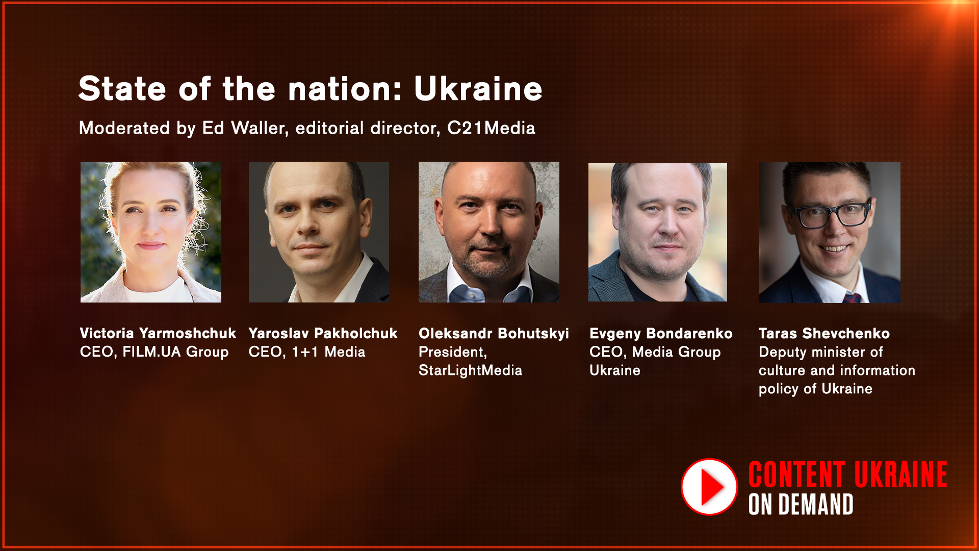 State of the nation: Ukraine