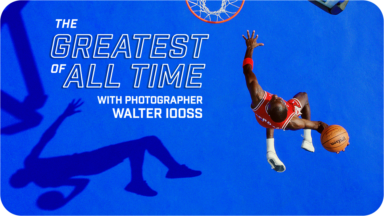 The Greatest of All Time with Photographer Walter Iooss