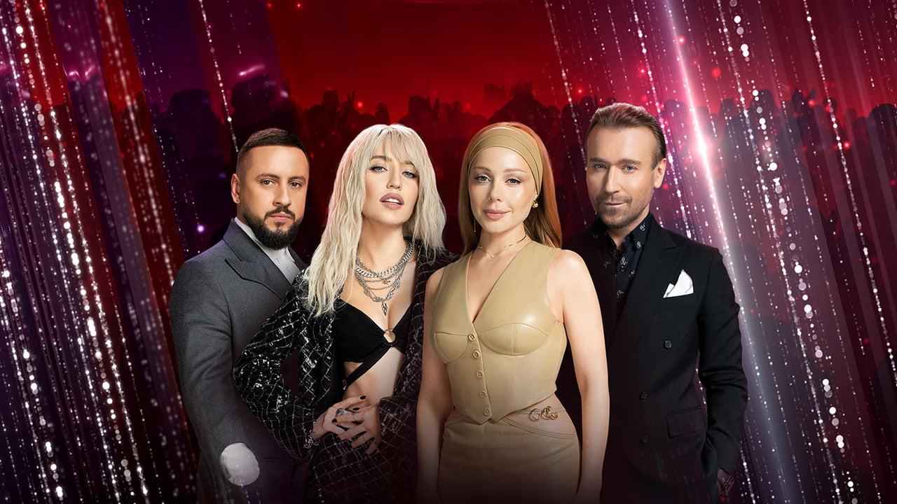 Big Entertainment Shows - The Voice