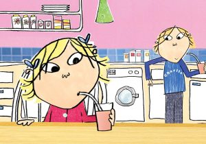 Charlie & Lola is among the shows being made available